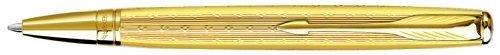 Parker Sonnet Mono 23K chapado en oro bolígrafo Cincelado 1743560