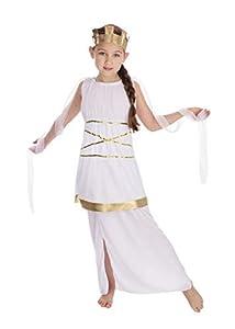 Disfraz de griego de Bristol Novelty, para niños de 9 a 11 años, talla XL