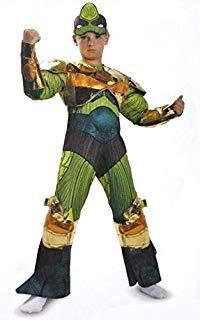 Giochi Preziosi Kostüm GORMITI Il Herr der Wald 9-10