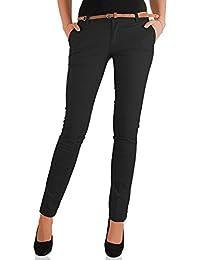 Suchergebnis auf Amazon.de für  Schwarz - Hosen   Damen  Bekleidung ab5df79389