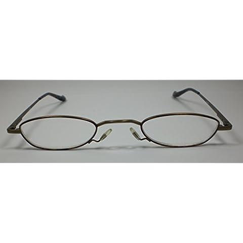 In lettura occhiali per uomo e donna + 2,0 Diop. Alto arco lettura l'aiuto