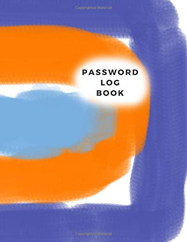 Password Log Book: Large Logbook To Protect Your Passwords, Internet Password Organizer, Protect Notebook, Password Book, Stores 1000 Passwords ! -