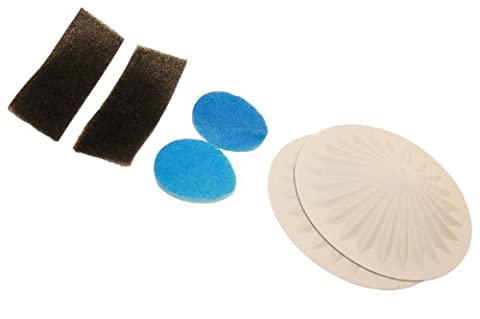 Vax wet and dry Vacuum Cleaner Complete Filter Kit. Genuine part number 1212468100 1-9-125407-00
