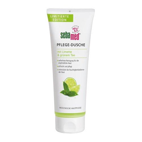 SEBAMED Pflege-Dusche mit Limette & grünem Tee 250 ml Duschgel (Tee Limette Grüner)