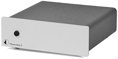 Pro-Ject Phono Box S Stadio Fono MM/MC, Argento prezzo scontato - Polaris Audio Hi Fi