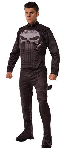 Kostüm Der Punisher - Rubie's 820088XL Punisher Kostüm, Herren, Mehrfarbig