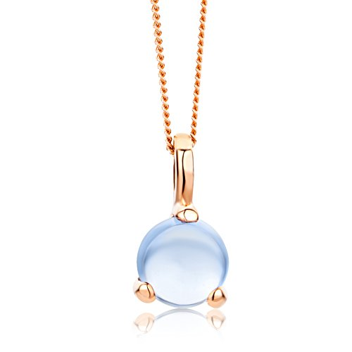 miore-womens-9-ct-rose-gold-blue-topaz-3-prong-pendant-with-chain-of-45-cm