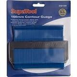 SupaTool Contour Guage 160mm - CG100