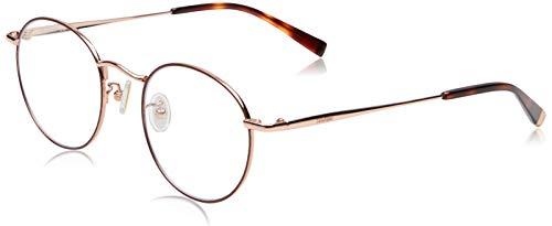 Max Mara Damen MM NEEDLE VIIFS 99 LHF 48 Sonnenbrille, Rot (Burgundy Opal Grey)