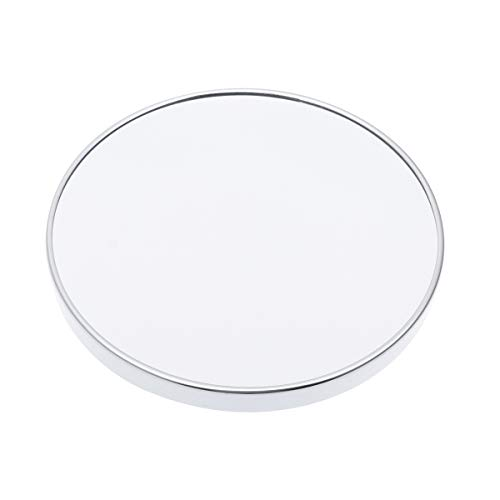 Beaupretty 1pc 5X Espejo cosmético Ventosa Espejo
