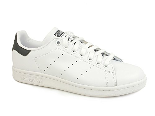 Adidas stan smith, scarpe da fitness uomo, bianco (ftwbla/ftwbla/gricin 000), 38 2/3 eu