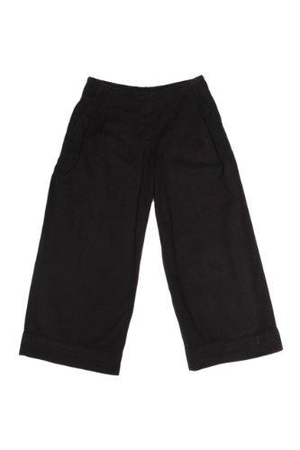 hussein-chalayan-pantalon-3-4-couleur-noir-taille-38