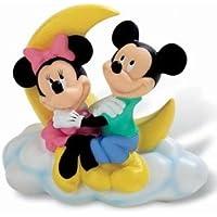 Preisvergleich für Spardose Mickey & Minnie Mouse Walt Disney Sparkasse 18cm