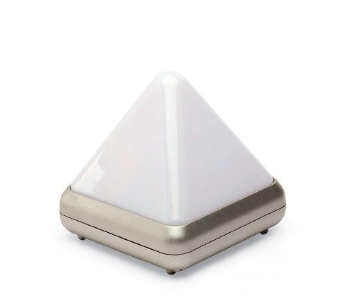 Lifemax - Lámpara con color cambiante y sonidos relajantes