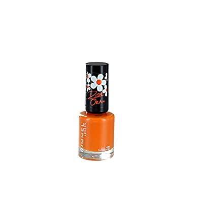 Rimmel London 60 Seconds Super Shine Rita Ora Summer Shades Nail Polish 8 ml