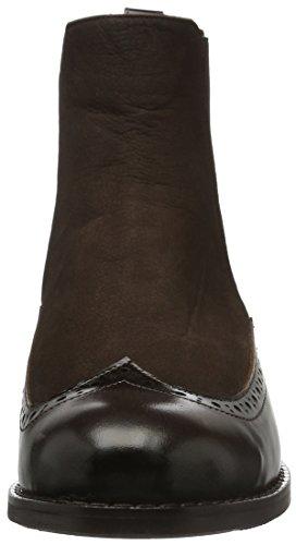 Andrea Conti Damen 1462717 Chelsea Boots Braun (dunkelbraun 061)