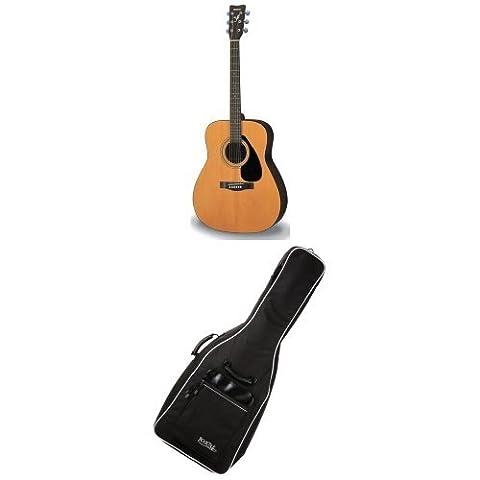 Yamaha F310 Akustikgitarre + Gitarrentasche