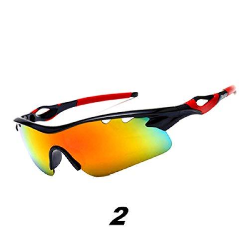 ZKAMUYLC SonnenbrilleUV400 Radfahren Brille Sport Sonnenbrille Männer Gafas Ciclismo Sonnenbrille Sonnenbrille Frauen Radfahren Brille Brille für Fahrräder