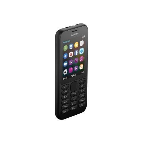 """Nokia 215 2.4"""" 78.6g Nero"""