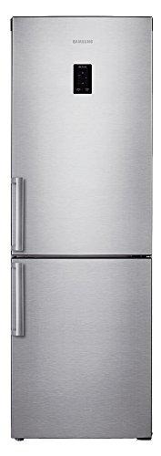 Samsung RL30J3305SA/EG Kühl-Gefrier-Kombination / A++ / 178 cm Höhe / 242 kWh / Jahr / 213 L Kühlteil / 98 L Gefrierteil / Getrennte Temperatureinstellung für Kühl- und Gefrierfach / Edelstahl Mega-panel
