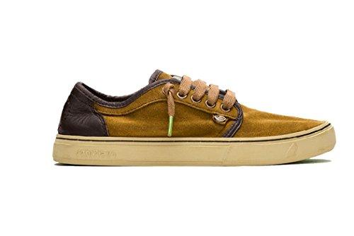 Satorisan Sneaker Homme Marron Marron Eu 45 Marron
