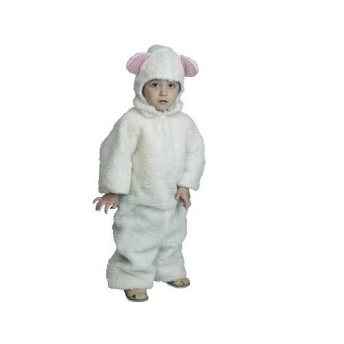 Disfraz oveja bt 3-4 años