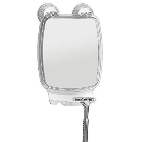 InterDesign Power Lock Espejo baño afeitarse