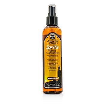 Agadir Argan Oil - Spritz Styling Finishing Spray - Extra Firm Hold 236.6ml/8oz
