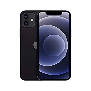 New Apple iPhone 12 (64GB) - Black