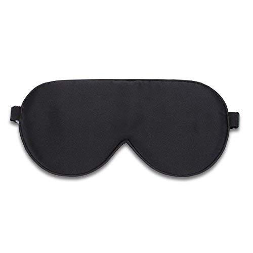 ALASKA BEAR - dormir máscara y venda, extra suave y seda máscara de ojo