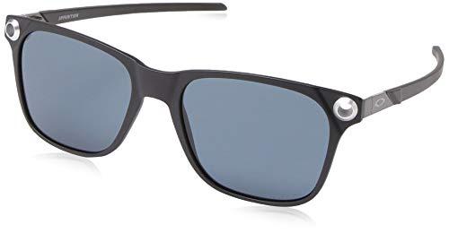 Ray-Ban Herren 0OO9451 Sonnenbrille, Mehrfarbig (Satin Black), 55