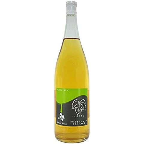 [Maruki vino (spremuto il succo d'uva cruda senza additivi) scende Niagara 100% di succo dritto sho bianco bottiglia 1800ml