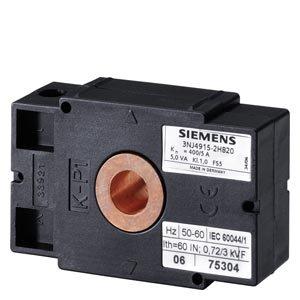 SIEMENS - TRANSFORMADOR INTENSIDAD 600/5A CLASE 1 TAMAñO NH1-3