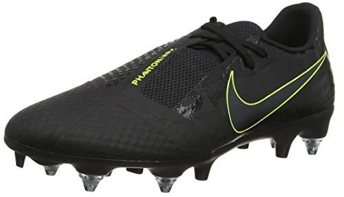 Nike Unisex-Erwachsene Phantom Venom Academy SGPRO AC Fußballschuhe, Schwarz (Black/Black/Volt/Volt 007), 43 EU