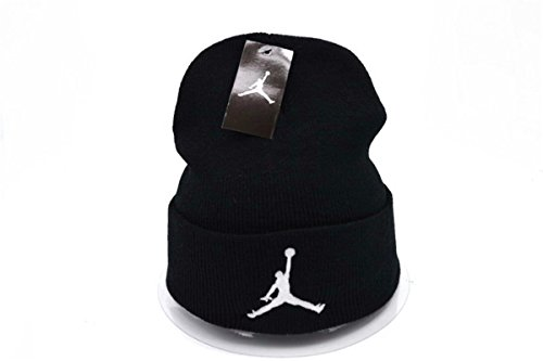 jordan hats Unisex Fashion Cool Snapback Baseball Cap Black 8 One Size