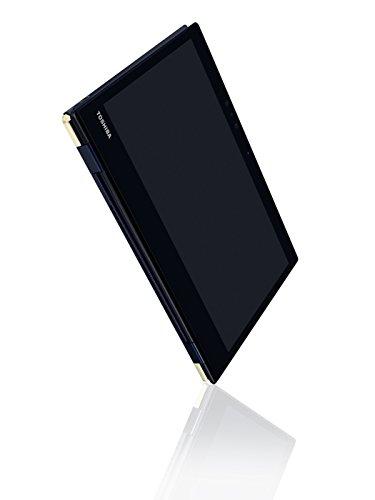Toshiba PRT13E-00K008GR 31,75 cm (12,50 Zoll) X20W-D-10R Laptop (Intel Core i7, 8GB RAM, Win 10) Schwarz