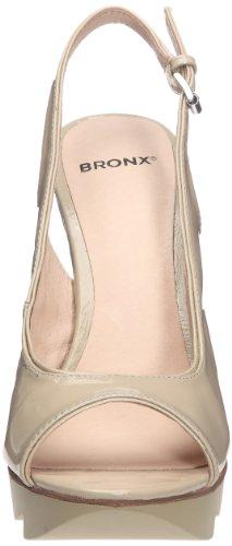 Bronx 83970 C, Damen Sandalen Beige (Taupe)