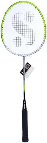 مضرب كرة الريشة SB-770 للبالغين من الجنسين من سيلفر