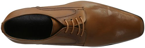 Tamboga 3158-C, Chaussures à Lacets Homme Braun (Camel 09)