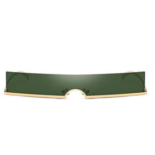 YULAND Hochwertige Sonnenbrille Rubber Vintage Brille, Vintage Sonnenbrillen Für Den Eyewear Look