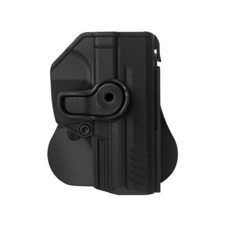 IMI Defense NEW Z1385 Tactical verstellbar drehbar drehung Pistole holster für Heckler & Koch H&K HK VP9 / SFP9 9mm verdeckte Trage POLYMER Taktik ROTO Pistolenhalfter