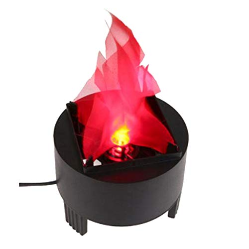Feuer Lampe Led Flamme Licht Fackel Licht Feuer Halloween Requisiten ()