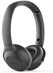 Philips TAUH202BK/00 Kulaküstü Kablosuz Kulaklık, Siyah
