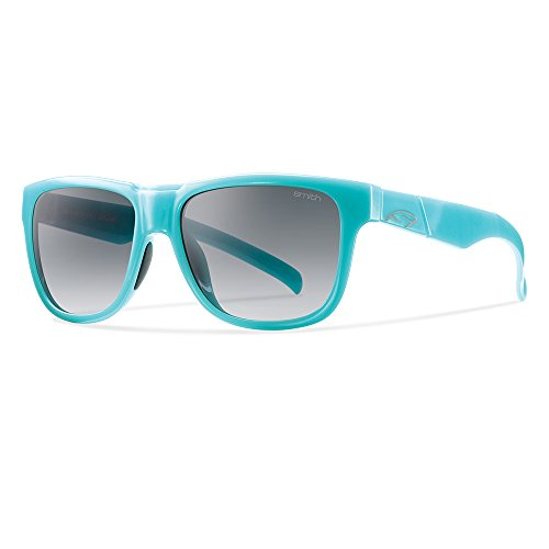 Von Optics Smith Für Sonnenbrille Damen (SMITH Erwachsene Sonnenbrille Sportbrille Lowdown Slim, Aqua, S, 2168026XT549O)