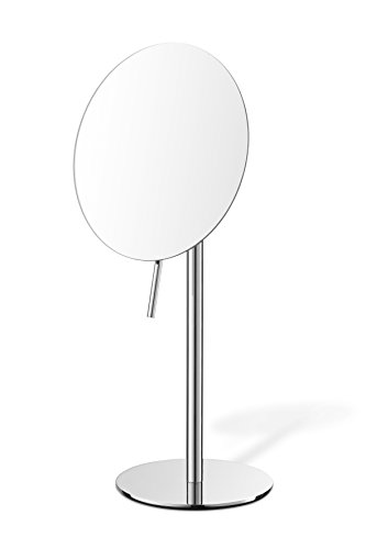 ZACK 40075 'AVIO' Kosmetikspiegel, Edelstahl hochglänzend