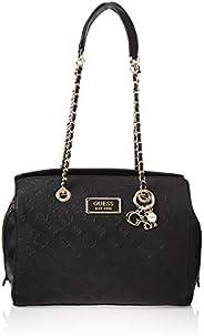 Guess Womens Satchels Bag, Black - SG766209