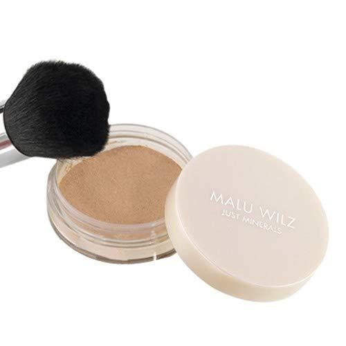 MALU WILZ Just Minerals Powder Foundation Soft Porcelain, Nr. 01, 15g, neuer Farbton!