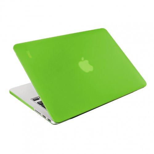Artwizz 2858-RCMP15-GN Rubber Clip for MacBook Pro with Retina display 15, grün (Gummi-füße Für Laptop-tasche)