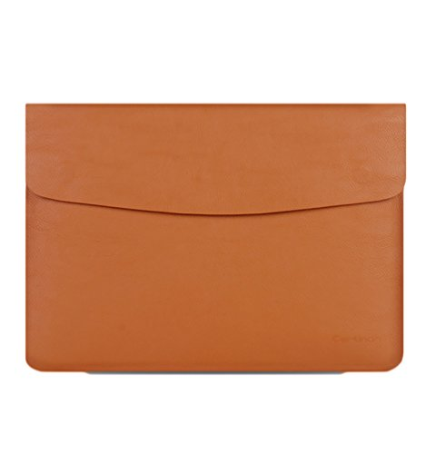 YiJee Notebook Tasche Laptop Hülle Schutzhülle Aktentasche Carrying Bag 11 Zoll Gelb