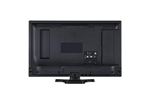 Panasonic TX-24E303E TV LCD LED 24'', HD Ready, Doppio Sintonizzatore DVB-S2 e DVB-T2 HEVC, TV-SAT Ready, Nero Lucido